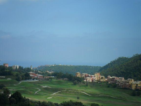 Villa in vendita a Cogoleto. Vista panoramica.